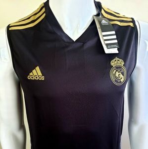 Real Madrid Sleeveless Training